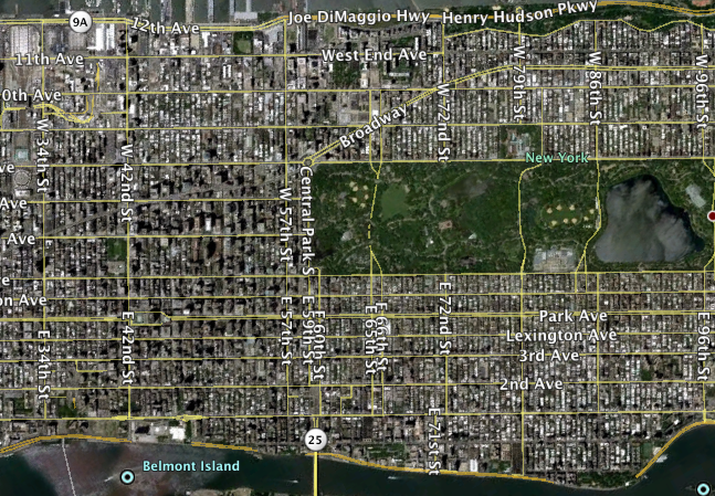 What New York Does Right Street Layout